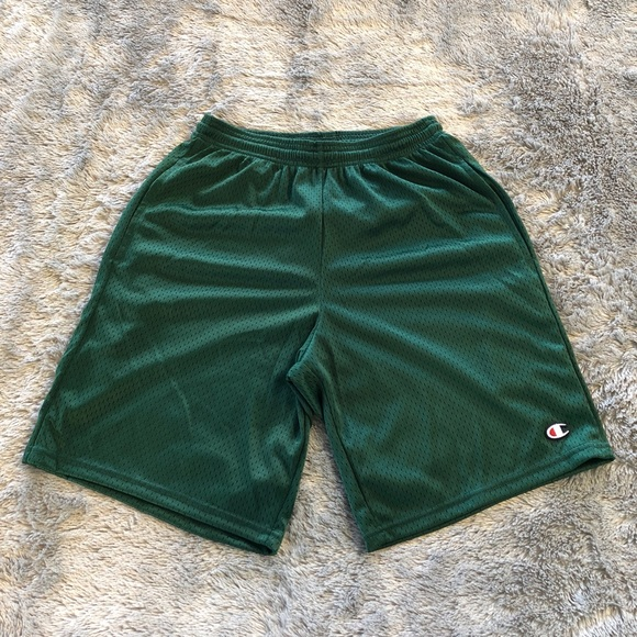 Champion Other - Champion Basketball Shorts - Forest Green